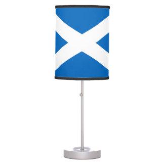 Scotland Scottish Flag Table Lamp