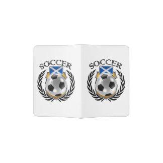 Scotland Soccer 2016 Fan Gear Passport Holder