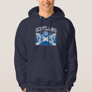 Scotland Soccer Hoodie