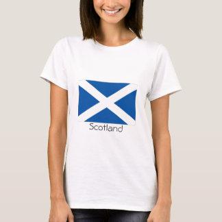 Scotland St Andrews saltire flag souvenir tshirt