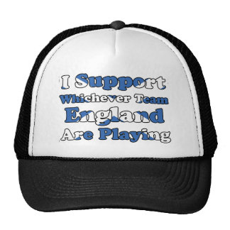 Scotland Support Trucker Hat