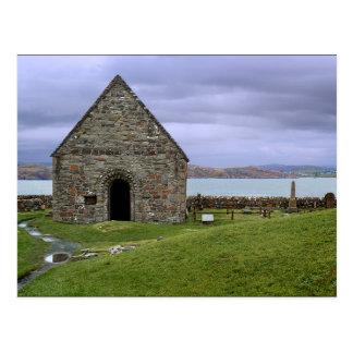 Scotland (U.K.) - St Oran' S Chapel Iona Postcard