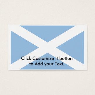 Scotland, United Kingdom Business Card