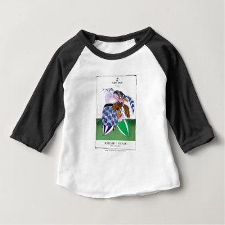 scotland v ireland rugby balls tony fernandes baby T-Shirt