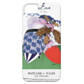 scotland v wales rugby balls tony fernandes iPhone 5 covers