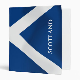 Scotland Vinyl Binder