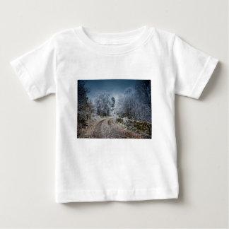 Scotland Winter Time Baby T-Shirt