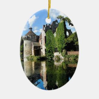 Scotney Castle Ceramic Ornament