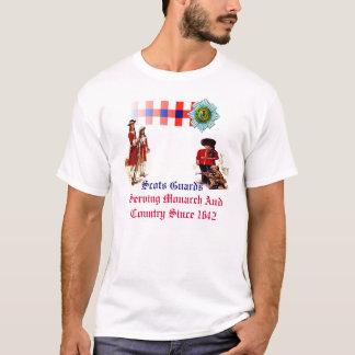 Scots  Guards 1642 T-shirt