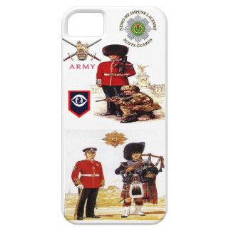 Scots Guards iPhone 5 Case