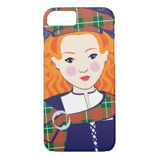 Scotswoman Matryoshka Case