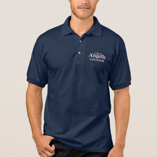 Scott Angelle Polo