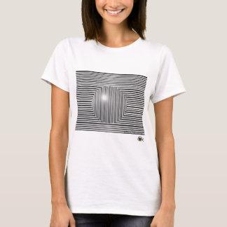 Scott E. Morris Optical Illusion T-Shirt