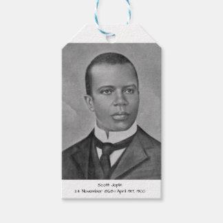 Scott Joplin Gift Tags