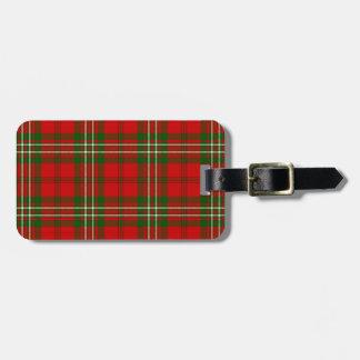 Scott Luggage Tag