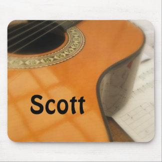 Scott Mouse Pad