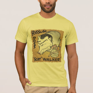 "Scott ""Possum Puss"" Walker T-Shirt"