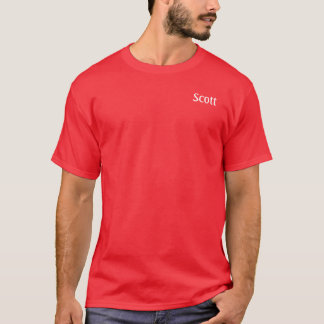 Scott W06 T-Shirt