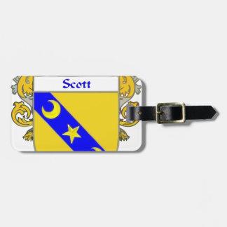 scott wale luggage tag