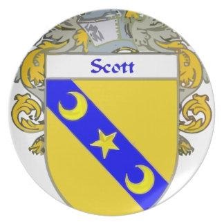 scott wale plate