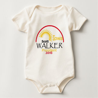 Scott WALKER 2016 Baby Bodysuit