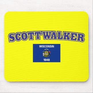 Scott Walker for Wisconsin Mouse Pad