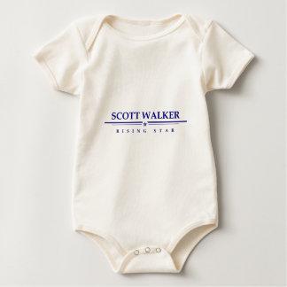 Scott Walker: Rising Star Baby Bodysuit