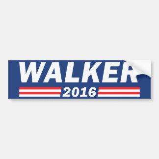 Scott Walker, Walker 2016 Bumper Sticker