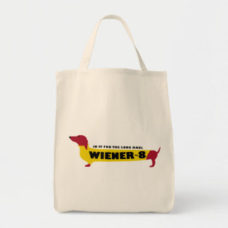 Scott Wiener Grocery Bag