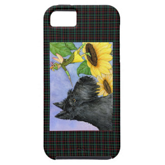 Scottie and sunflower fairy iPhone 5 case