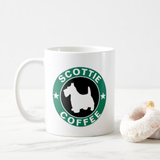 SCOTTIE Coffee Coffee Mug