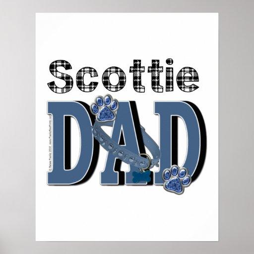 Scottie DAD Posters