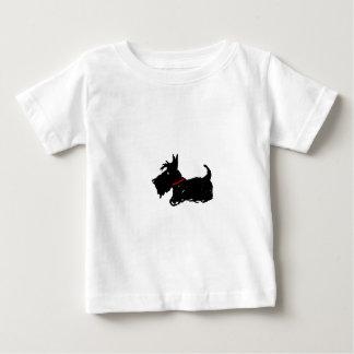 Scottie Dog Baby T-Shirt
