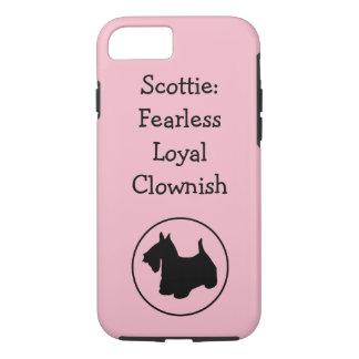 Scottie Dog Breed Personality Case
