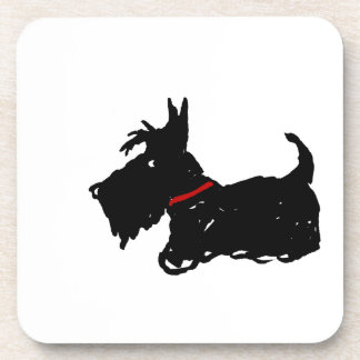Scottie Dog Coaster