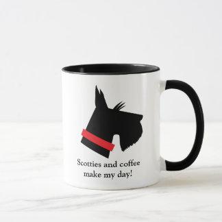 Scottie Dog Coffee Mug