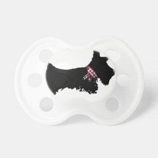 Scottie Dog Pacifier
