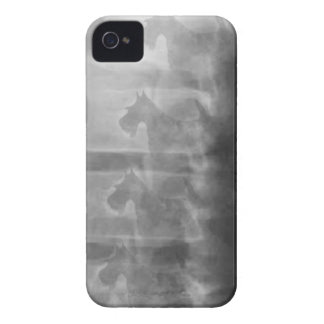 scottie dog syndrome iPhone 4 case