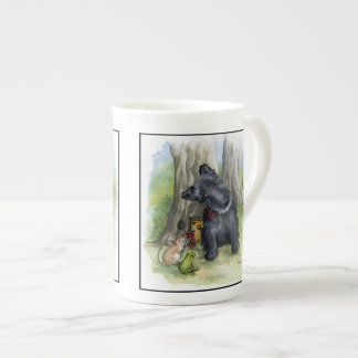 Scottie Maisie fairy tale china cup