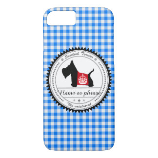 Scottie No 8 Royal Crown iPhone 7 Case