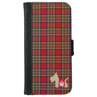 Scottie No 8 Wheaten Royal Crown iPhone 6 Wallet Case