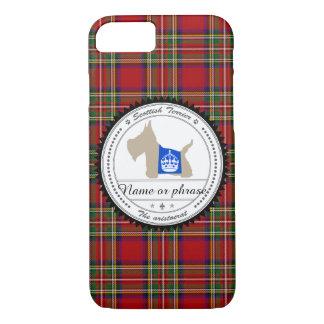 Scottie No 8 Wheaten Royal Crown iPhone 7 Case