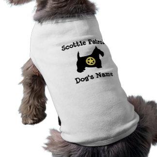 Scottie Patrol Personalize Shirt