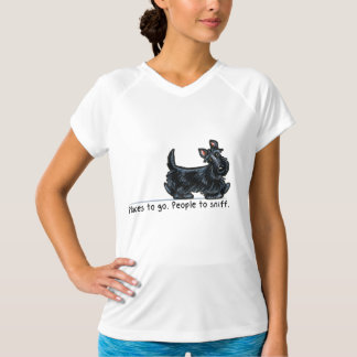 Scottie People To Sniff T-Shirt