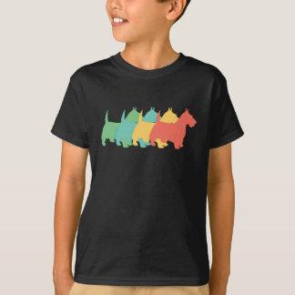 Scottie Retro Pop Art T-Shirt