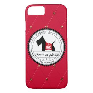 Scottie Royal Crown iPhone 7 Case