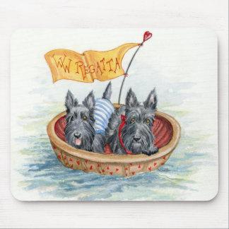 Scottie Sailors 2 Mouse Pad
