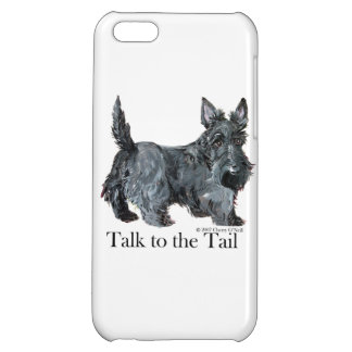 Scottie Talk to the Tail iPhone 5C Case