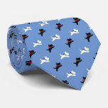 Scotties At Play Personalize Tie