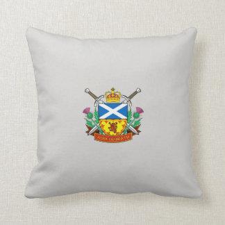 "Scottish ""Alba gu bràth"" Throw Pillow"